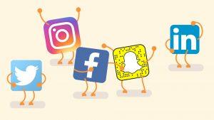 Enlaces naturales y redes sociales